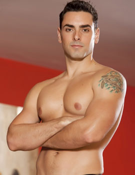 Male stripper Ryan serving sanfrancisco