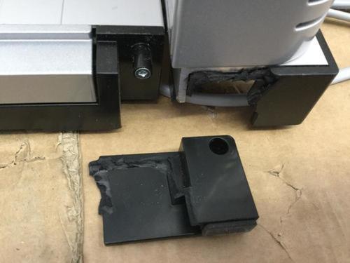 ritter allesschneider icaro7 klappbar klappbarer auflegetisch ebay. Black Bedroom Furniture Sets. Home Design Ideas