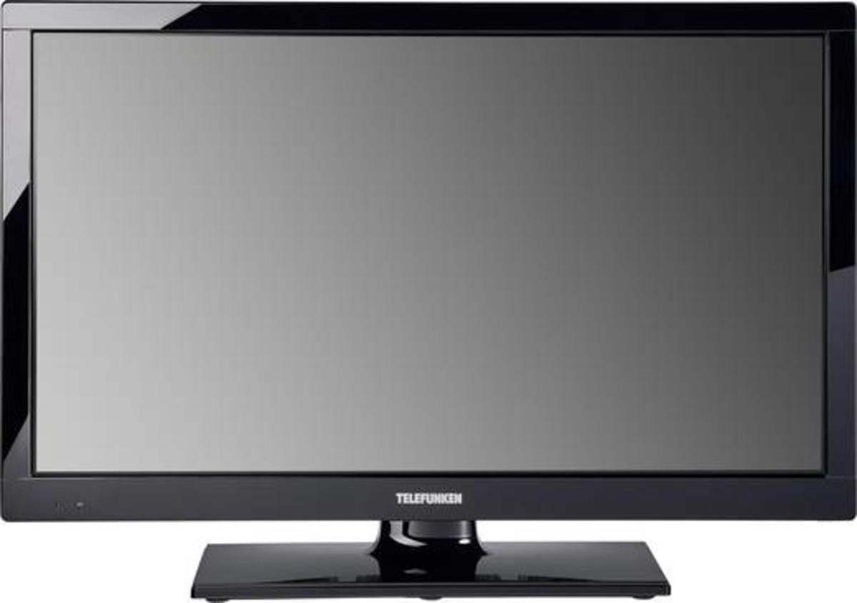 telefunken led tv 56 cm 22 zoll b22f342a eek a. Black Bedroom Furniture Sets. Home Design Ideas