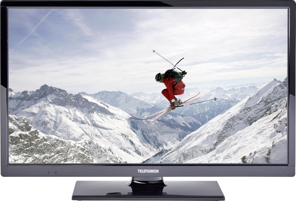telefunken b24h345a led tv 61 cm 24 zoll eek a smart tv. Black Bedroom Furniture Sets. Home Design Ideas