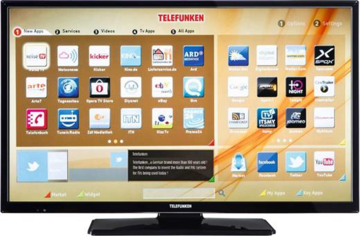 telefunken b32f545b led tv 32 zoll full hd ekk a. Black Bedroom Furniture Sets. Home Design Ideas