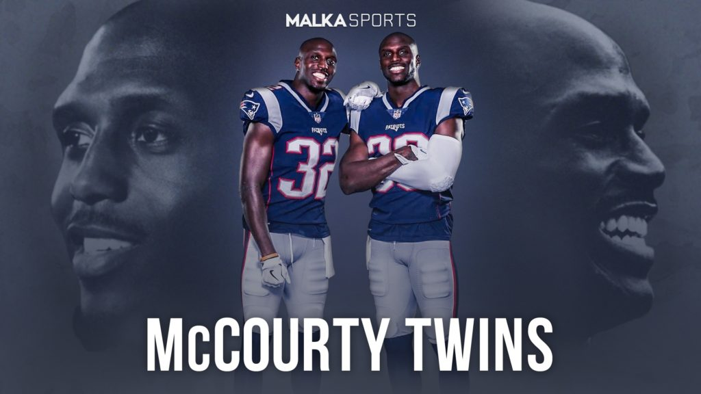 finest selection df73e 24f85 McCourty Twins Host Football Camp July 14, 2019 - Media Malka