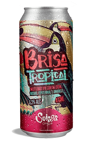 Brisa Tropical - Lata 473ml