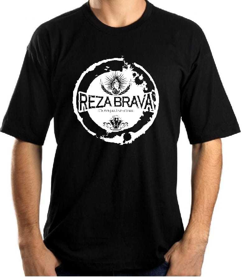Camiseta Reza Brava