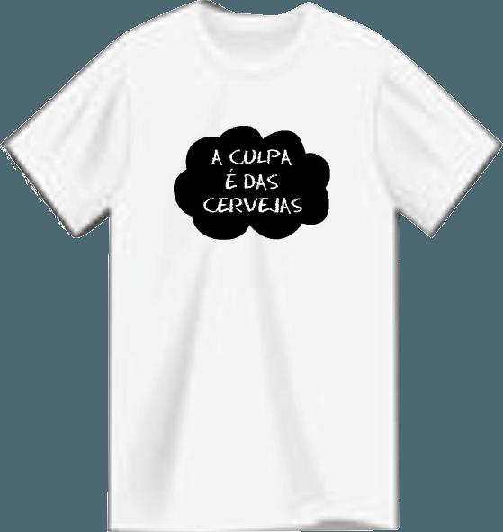 Camiseta Root Brewers – A Culpa é das Cervejas Poliéster.