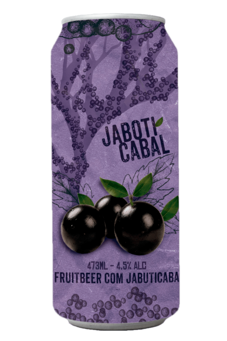 Cerveja Cigana Jaboticabal Fruitbeer 473ml