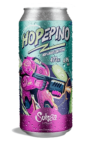 Hopepino - Lata 473ml