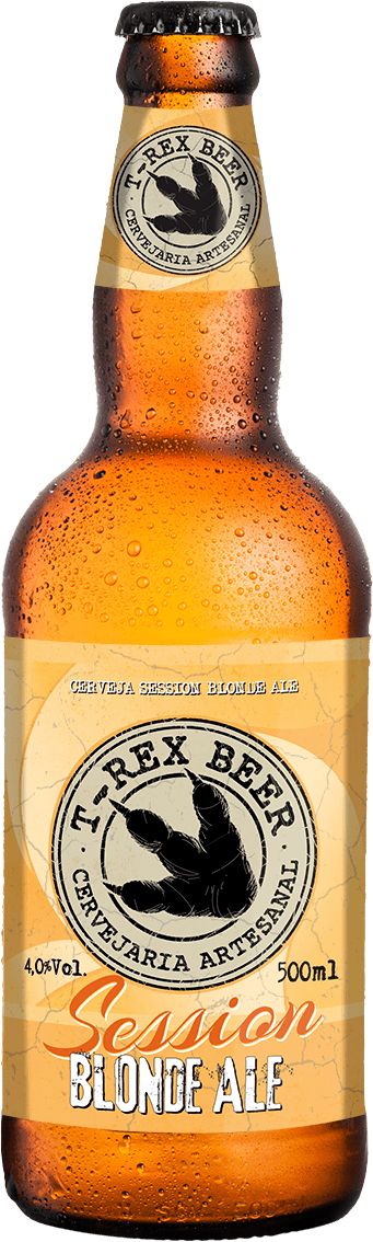 T-Rex Beer Session Blonde Ale 500ml