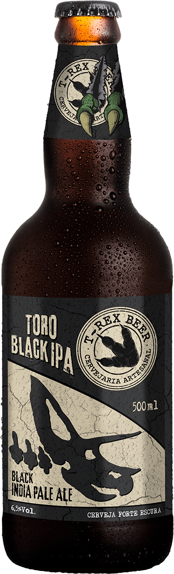 T-Rex Beer Toro Black IPA 500ML