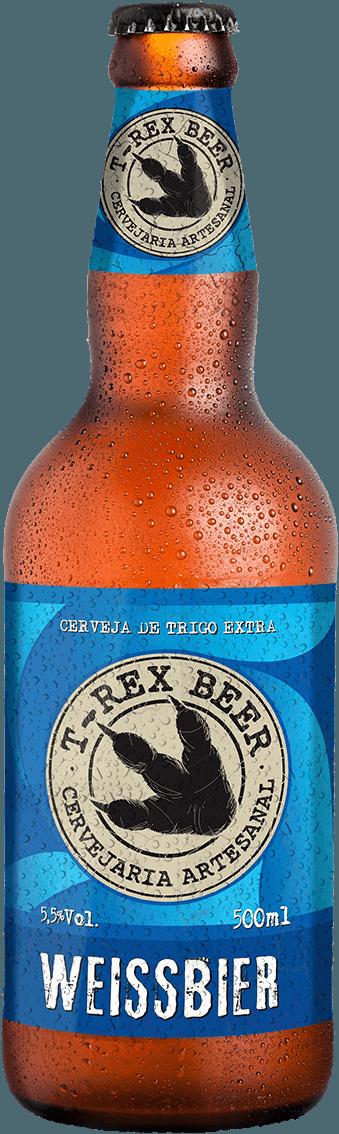 T-Rex Beer Weissbier 500ML