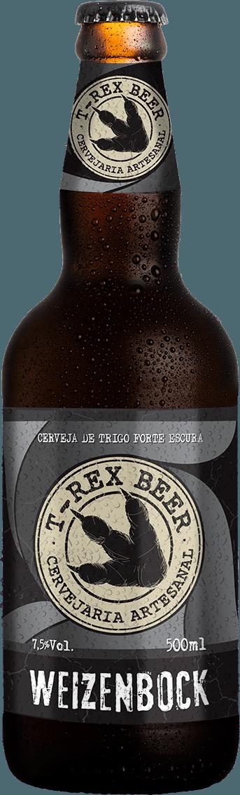 T-Rex Beer Weizenbock 500ML