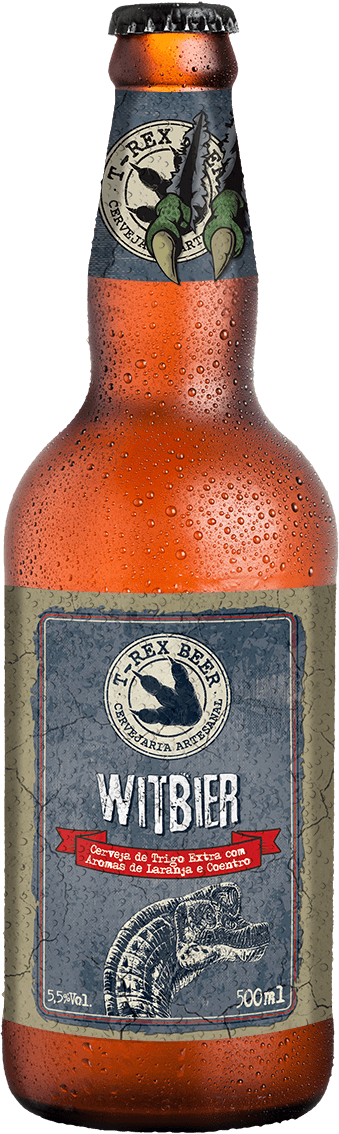 T-Rex Beer Witbier 500ML
