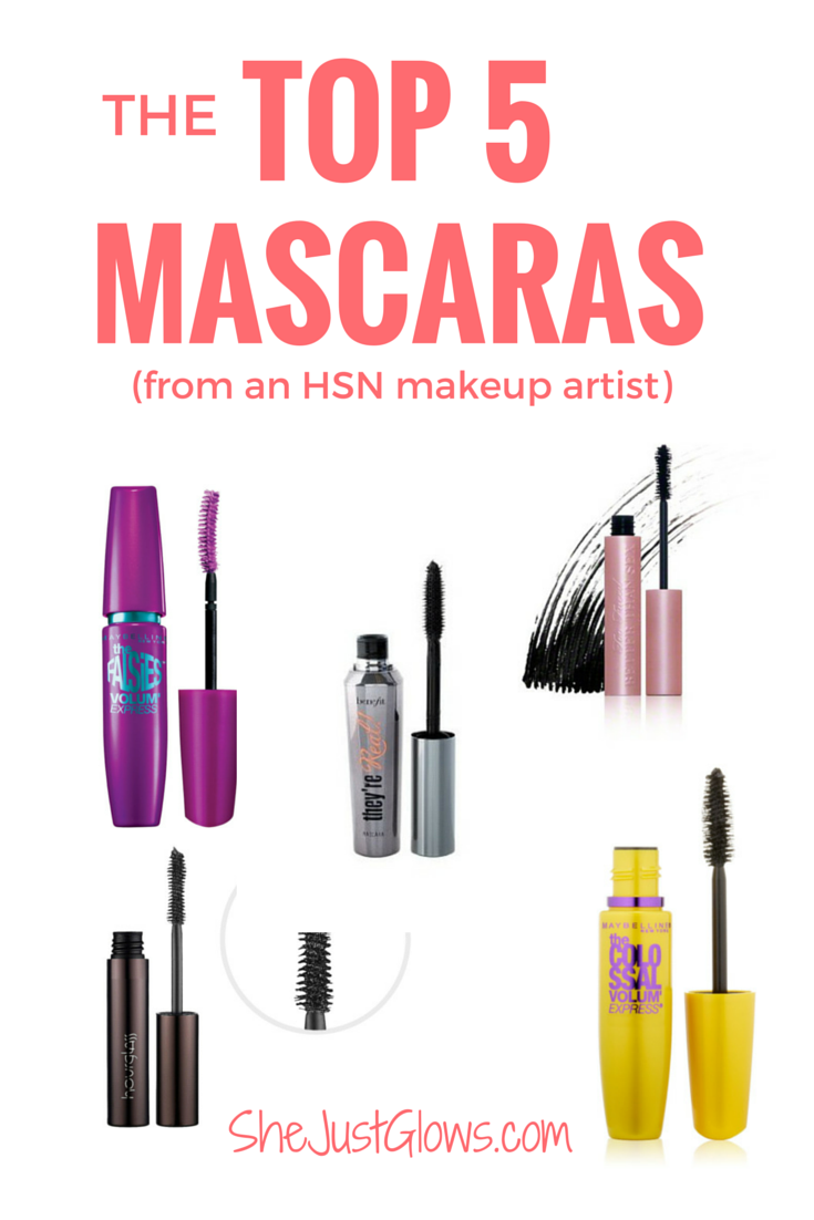 The 5 Best Mascaras You Can Buy (from An HSN Makeup Artist