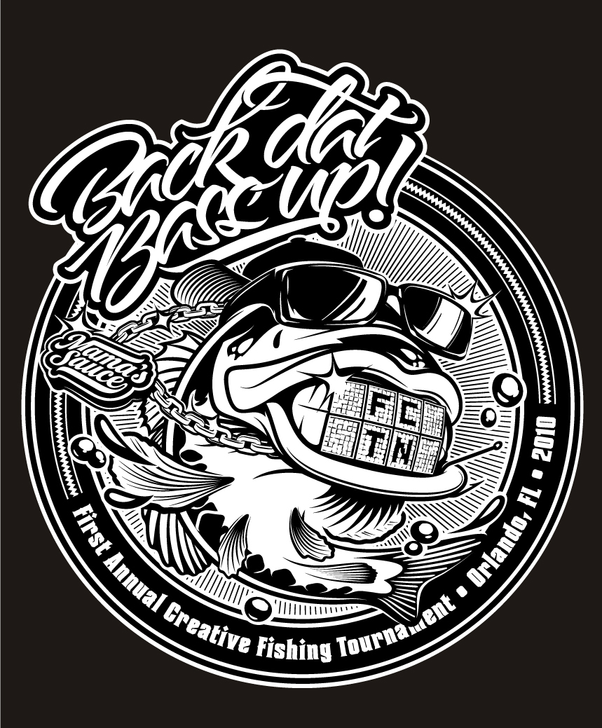 Back That Bass Up! First Annual Creative Fishing Tournament