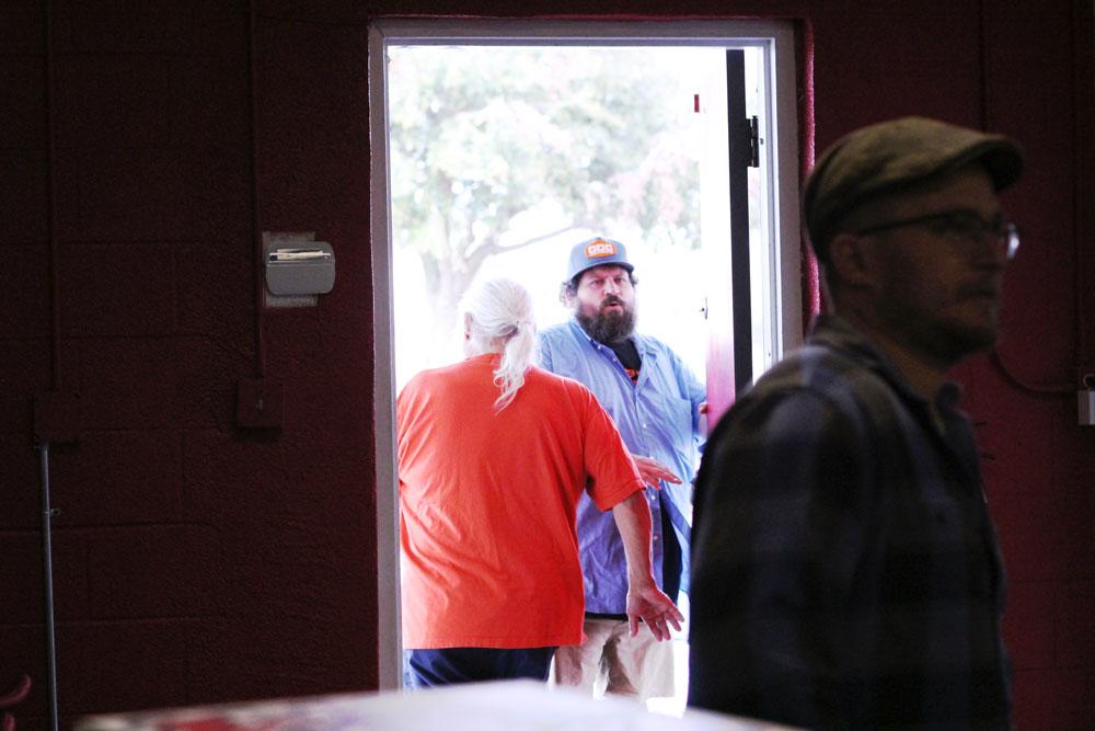 Aaron Draplin visits the Sauce Kitchen