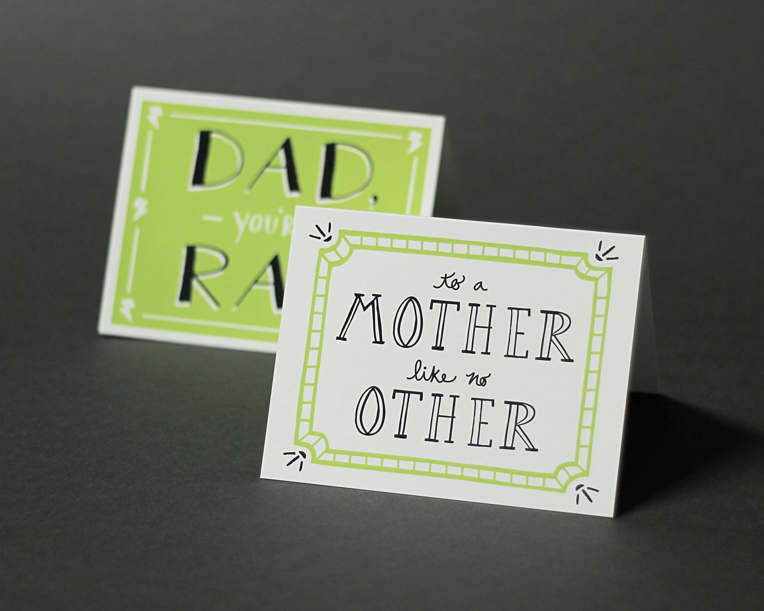 Paper Cub Mother No Other Card