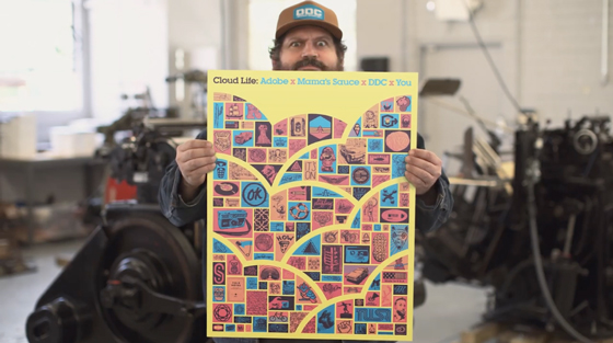 In the Creative Cloud: Mama's Sauce + Aaron Draplin