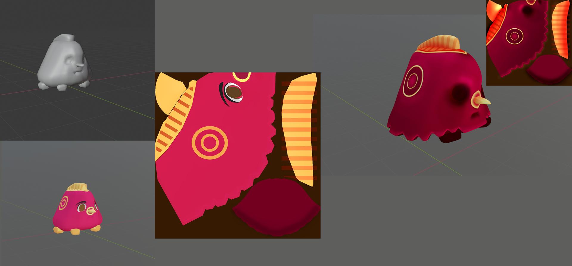 character progress