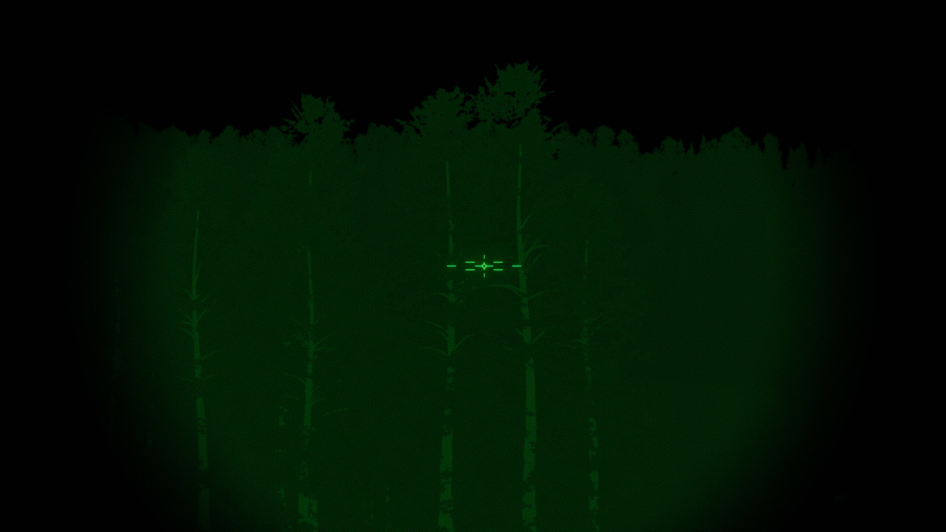 M60A3 TTS viewing a forest