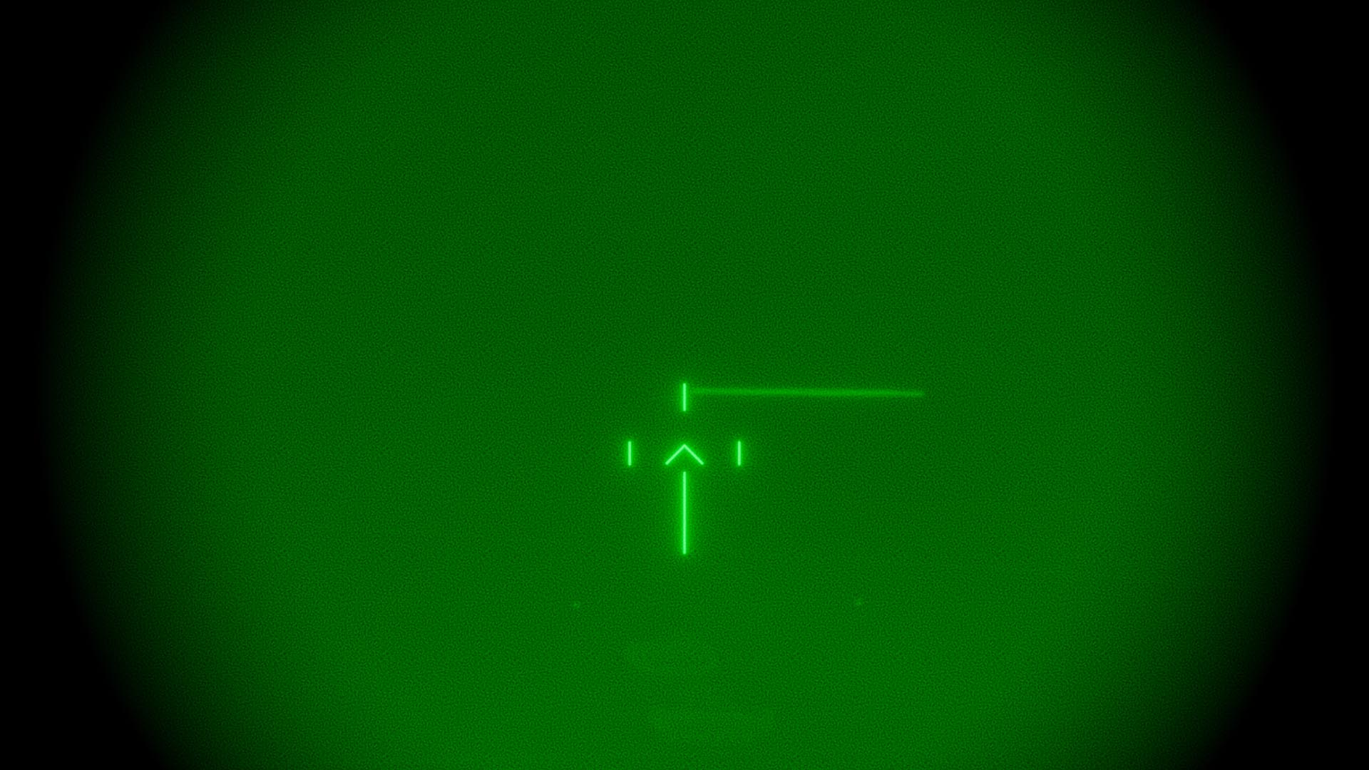 Night vision dust obscuration