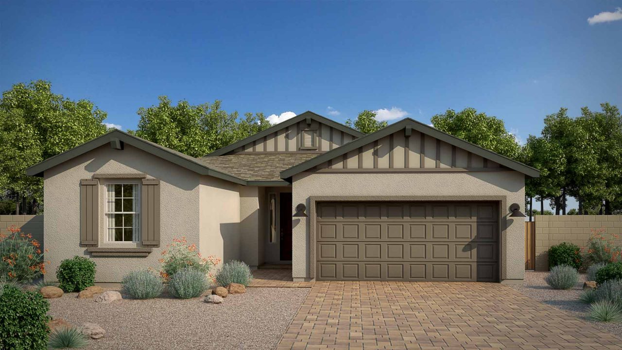 Mountain Gate Traditions Sierra Elevation A