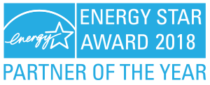 Energy Star partner of the year 2018