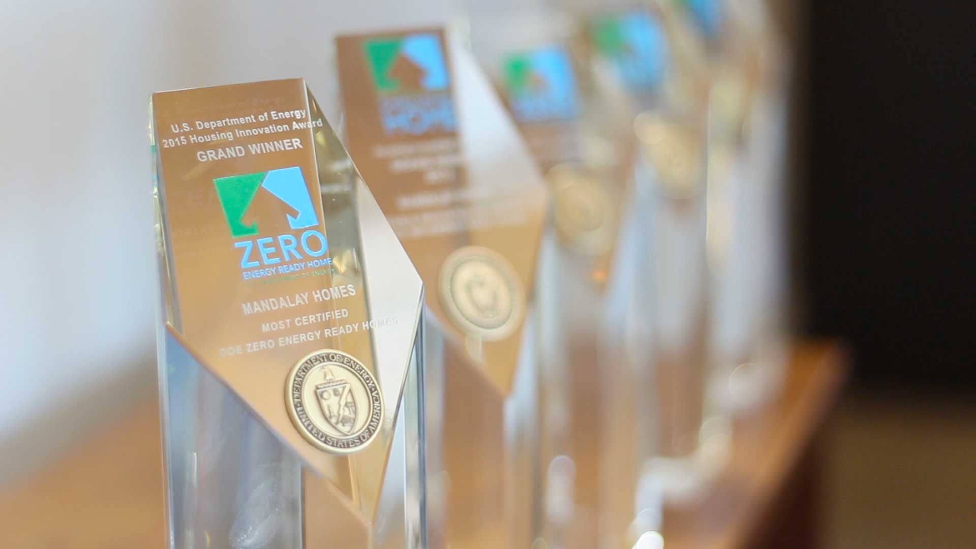 DOE Energy Awards