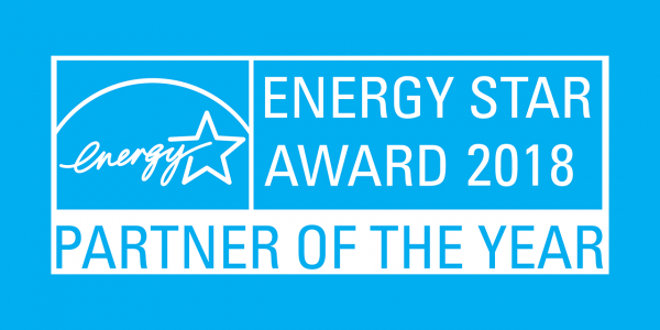 2018 Energy Star Partner of the Year