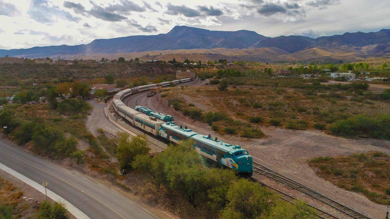 Clarkdale Train