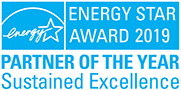 2019 Energy Star Partner Of The Year Sustained Excellence Award