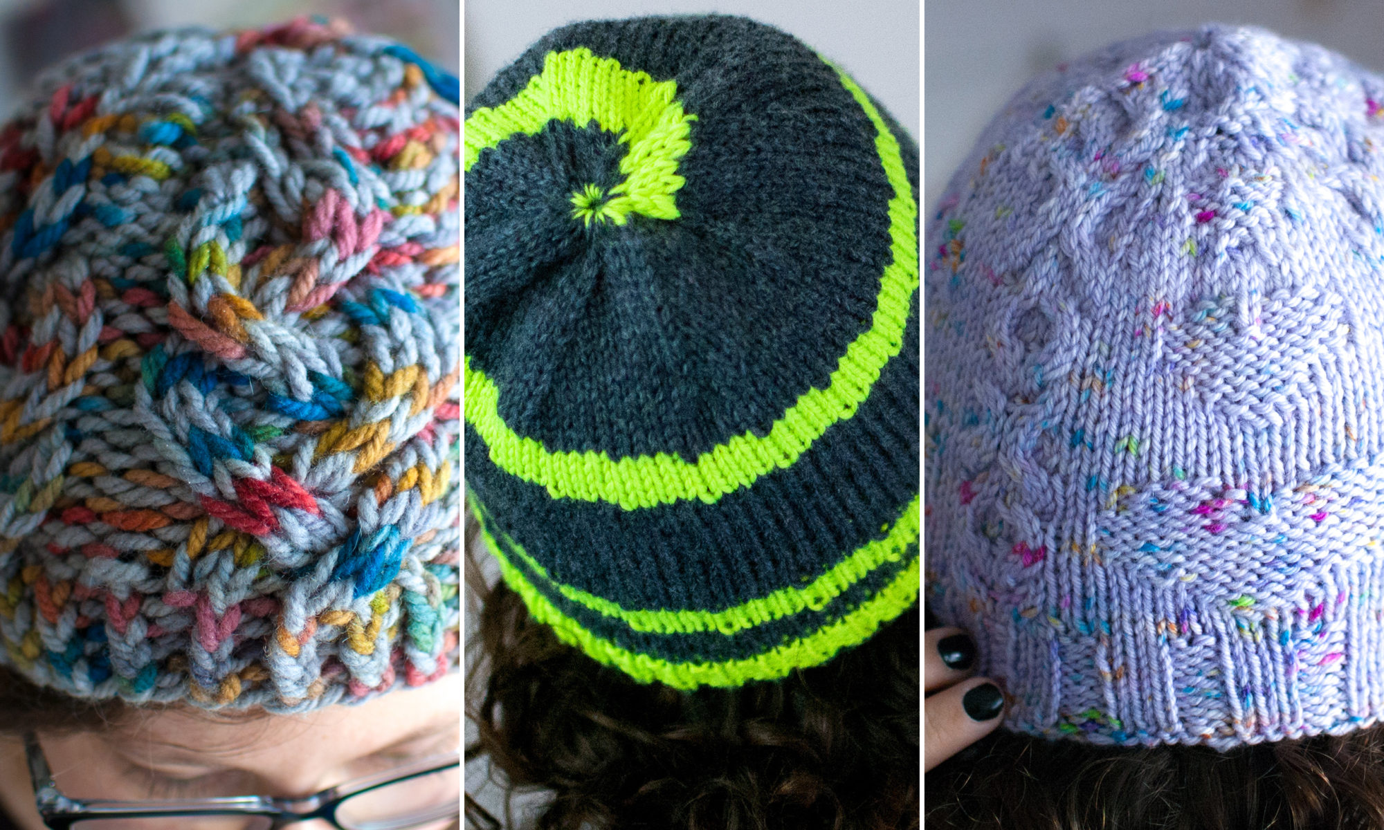 Dungeons & Dragons-inspired Knitting Pattern Bundle