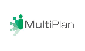 Multiplan disclaimer logo