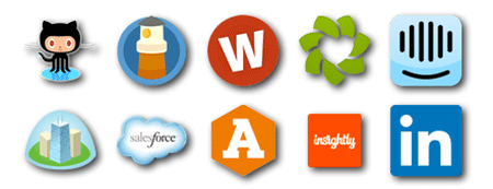 Integations logos