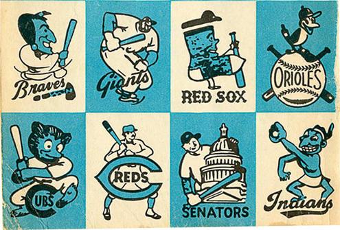 Vintage Baseball Logos 20