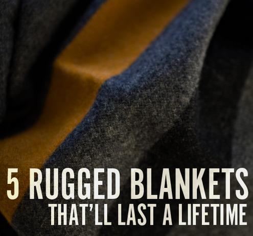 best wool blankets for men