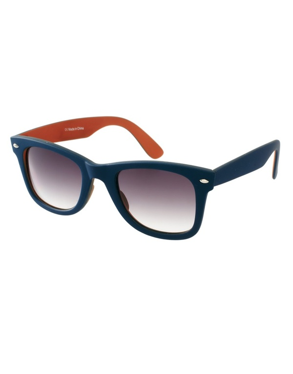 Asos [http://www.asos.com/ASOS/ASOS-Wayfarer-Sunglasses-with-Contrast-Colour-Internal/Prod/pgeproduct.aspx?iid=2612855&cid=6519&Rf&MID=37863&affid=8381&WT.tsrc=Affiliate&siteID=je6NUbpObpQ-u80FLPhlmjUGjTiktNWT0g&xr=1&mk=VOID&r=3]