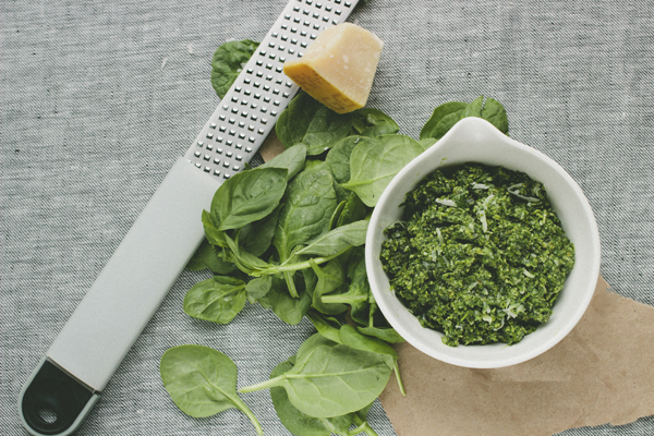 A guide to making the perfect pesto