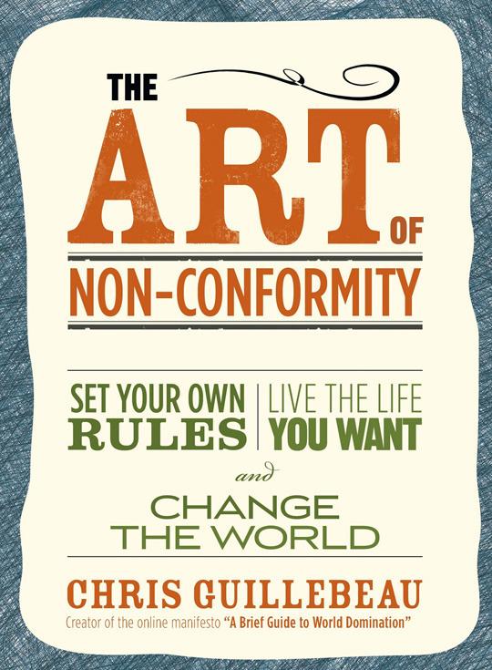 The Art of Non-Comformity [http://www.amazon.com/gp/product/0399536108/ref=as_li_tf_tl?ie=UTF8&camp=1789&creative=9325&creativeASIN=0399536108&linkCode=as2&tag=holidmatin-20]