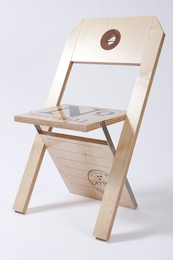 The Label Chair