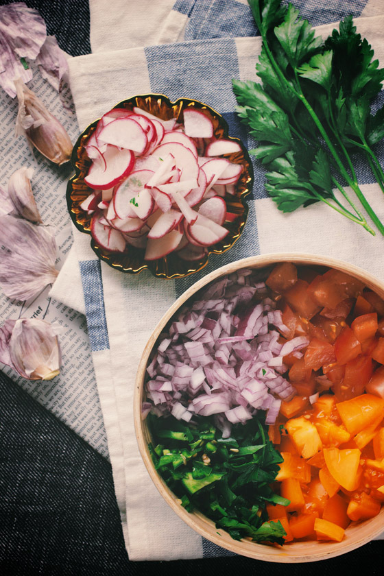 How To Make The Perfect Ceviche. Photo by Gabriel Cabrera