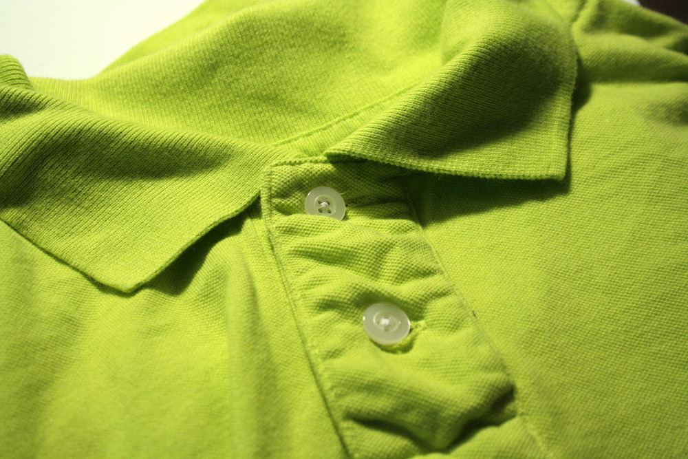 shirt with buttons