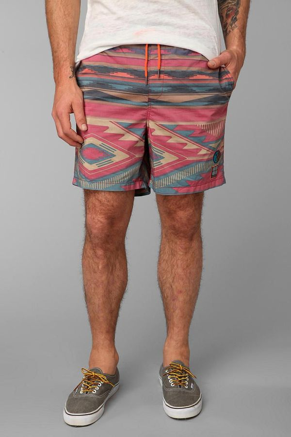 Urban Outfitters shorts: [http://www.urbanoutfitters.com/urban/catalog/productdetail.jsp?id=27420793&parentid=M_APP_SHORTSSWIM_SHORTS]