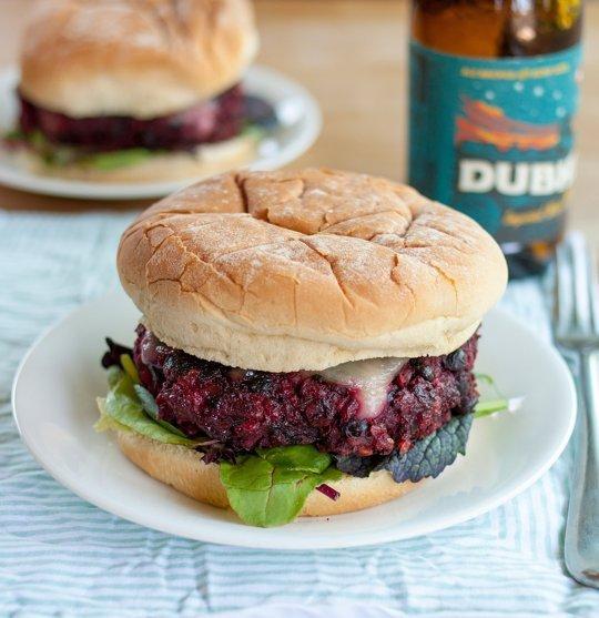 Bes-Ever Veggie Burger via [http://www.thekitchn.com/recipe-best-ever-veggie-burgers-96967]