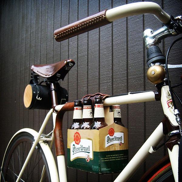 6-Pack Bike Frame Clasp