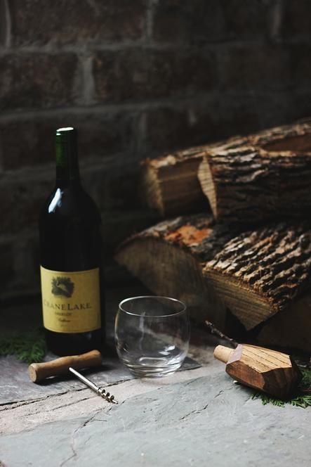 DIY Geometric Wine Stopper