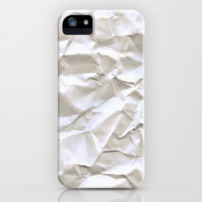Paper iPhone Case