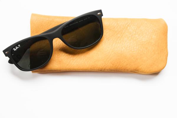 sunglasses case DIY