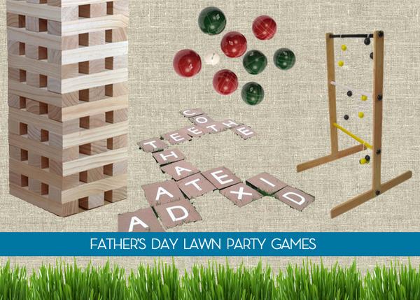 diy lawn games ideas