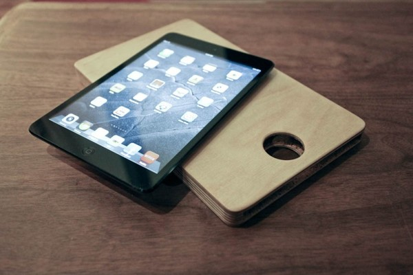 Weekend Project: Make a Wooden iPad or Tablet Case | Man ...