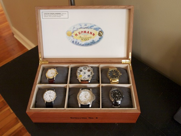 Handmade Watch Case